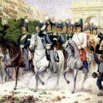Наполеон и взятие Парижа в 1814 году