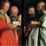 Истинно первозванные апостолы