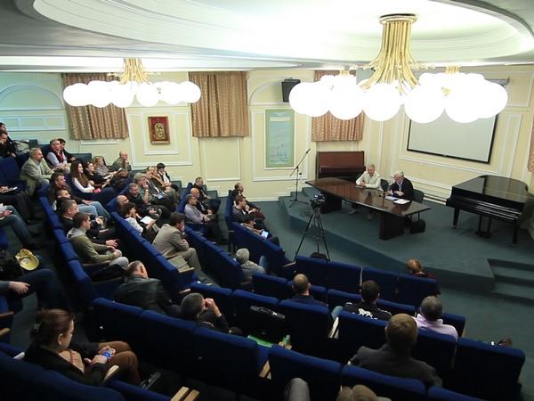 Представление новых книг В.Ю.Катасонова. 22.05.2014