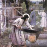 Заметки о труде в христианской традиции