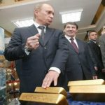 Золото — альтернатива долларовым резервам России