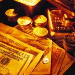 Международные резервы России под «дамокловым мечом» санкций