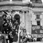 Советский солдат в освобожденной Европе