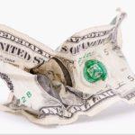 С валютой на выход