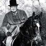 О сэре Уинстоне Черчилле и «телячьем восторге»