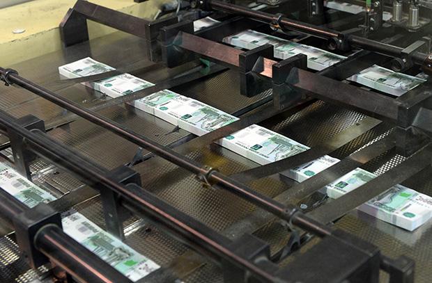 27-печать рублей