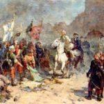 Сказ о том, как русские войска турецкие крепости брали