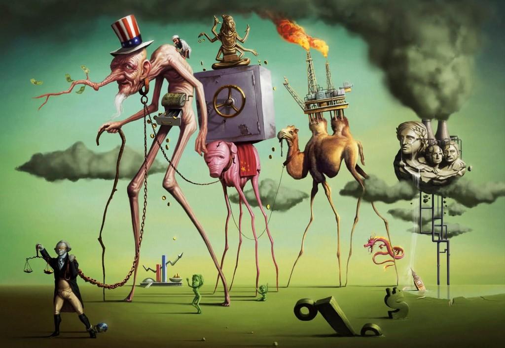 Экономика и финансы: Семь мифов об иностранных инвестициях = 7 способов ограбления России