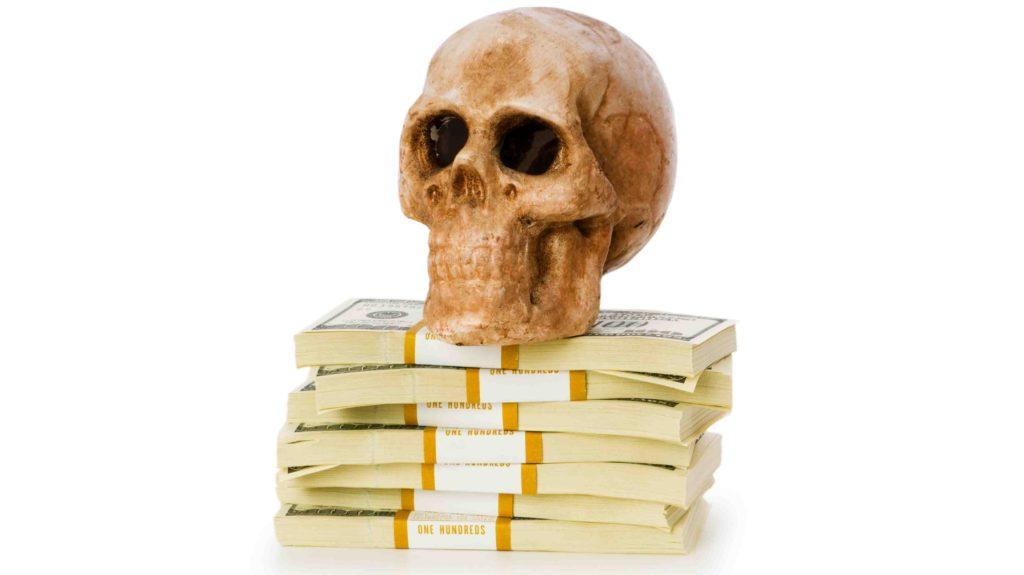 26-смерть денег