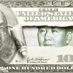 Юань хоронит доллар