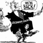 Команда Трампа. Голдман Сакс снова на коне