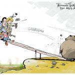 Bloomberg: санкции с России снимут в течение года
