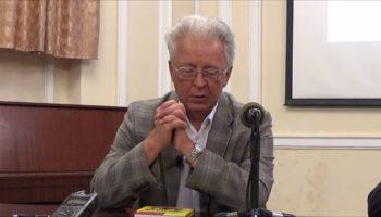 Заседание РЭОШ 11.09.17. Презентация книги В.Ю.Катасонова «Закрытый мир финансов»