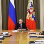Сергей Аксенов. Путин призвал россиян готовиться к войне