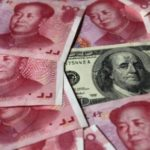 Курс юаня достиг максимума за два года благодаря Германии