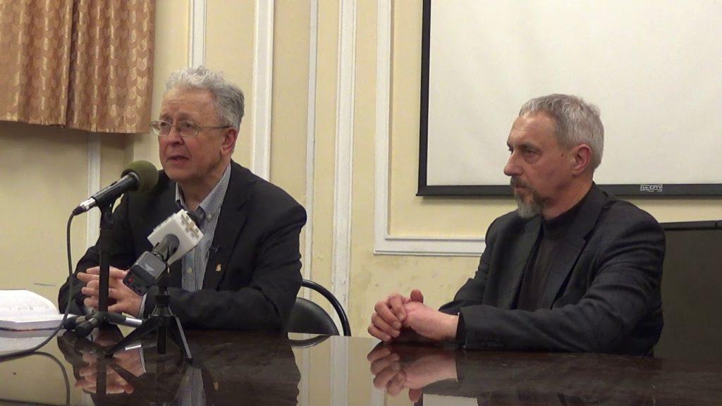 22.03.18г. Презентация новой книги В.Ю.Катасонова