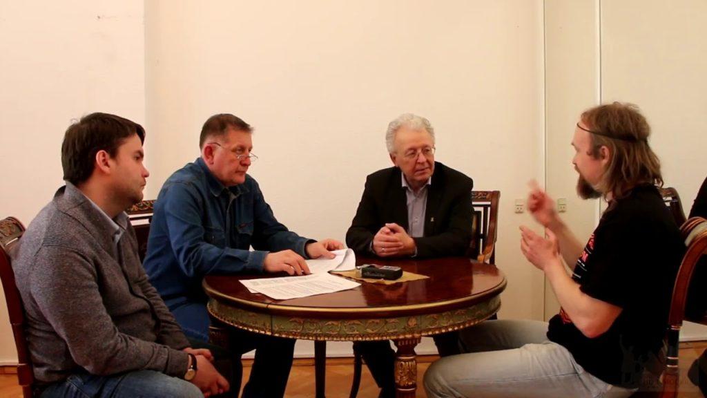 Катасонов В. Ю. о свободе в Госдуме. 19. 04.18