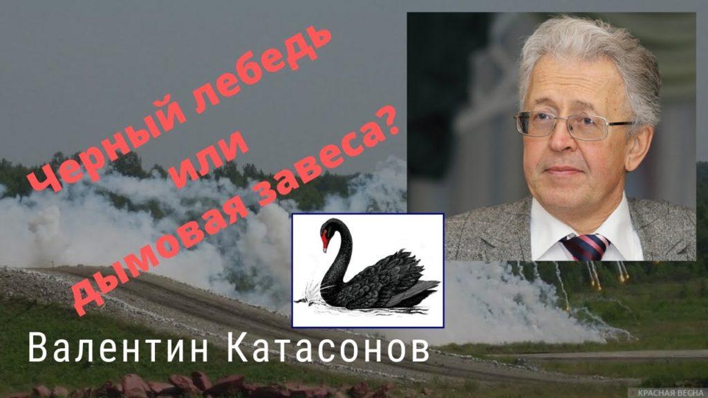 Валентин Катасонов — Черный лебедь или дымовая завеса?