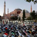 Владимир Матвеев. Госдепартамент США и ЕС «разочарованы» и критикуют решение Эрдогана изменить статус собора Святой Софии
