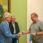 Председатель ИППО Сергей Степашин провёл встречу с российским учёным Валентином Катасоновым
