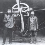 Воздушный таран Петра Нестерова