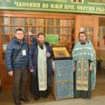 Крестный ход по вокзалам Москвы