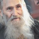 Старец Илий: «Безбожие принесло жадность»