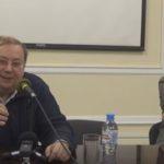 А.В.Пыжиков на заседании РЭОШ 8.12.2016. Пост-релиз
