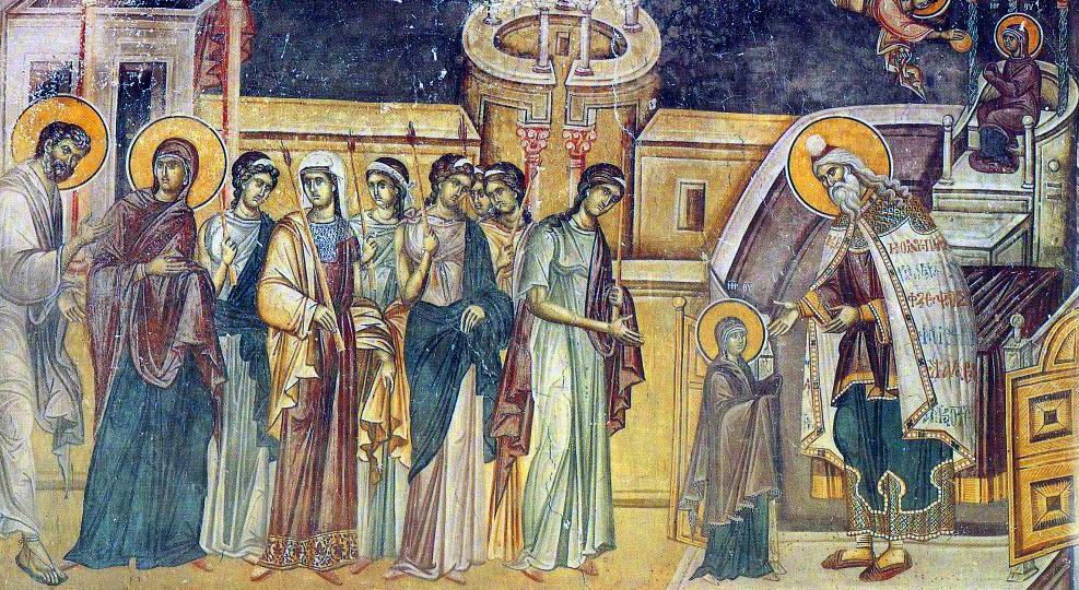 04-vvedenie-vo-hram.-freska.-vizantiya.-xiv-v.-gretsiya.-afon-monastyir-hilandar1-e1449071082621