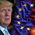 Михаил Хазин. О конфликте Трампа с Евросоюзом